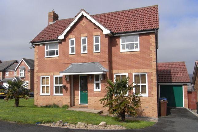 Thumbnail Detached house to rent in Cote Farm Lane, Thackley, Bradford