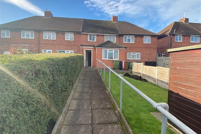 4 bed terraced house to rent in Newman Grove, Brereton, Rugeley WS15