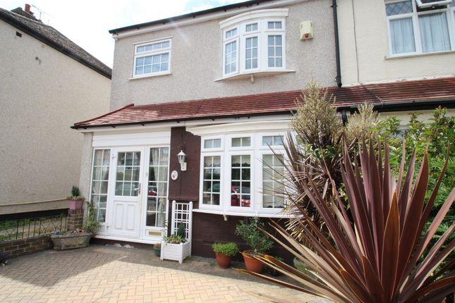 Thumbnail Semi-detached house to rent in Hilda Vale Road, Farnborough, Orpington