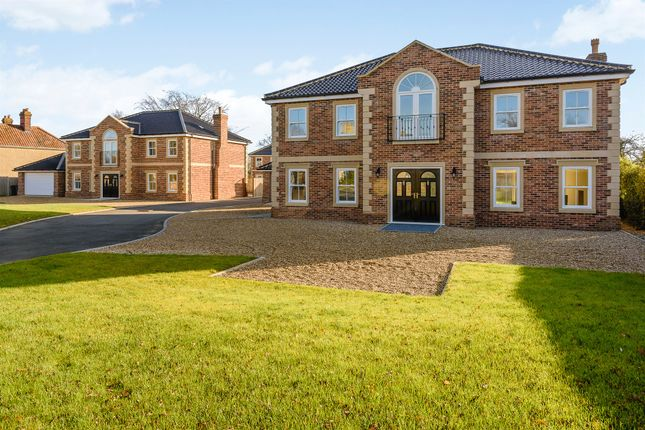 New Build Homes In Attleborough Norfolk