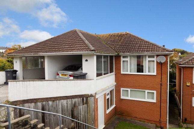 Thumbnail Semi-detached house to rent in Fowey Avenue, Torquay