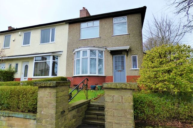 Thumbnail End terrace house for sale in Revidge Road, Blackburn, Lancashire