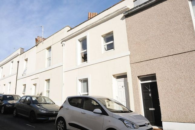 Thumbnail Terraced house for sale in Chedworth Street, Plymouth
