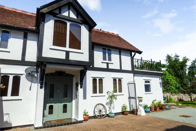 Thumbnail Detached house for sale in Lansdowne Road, Colwyn Bay, Conwy