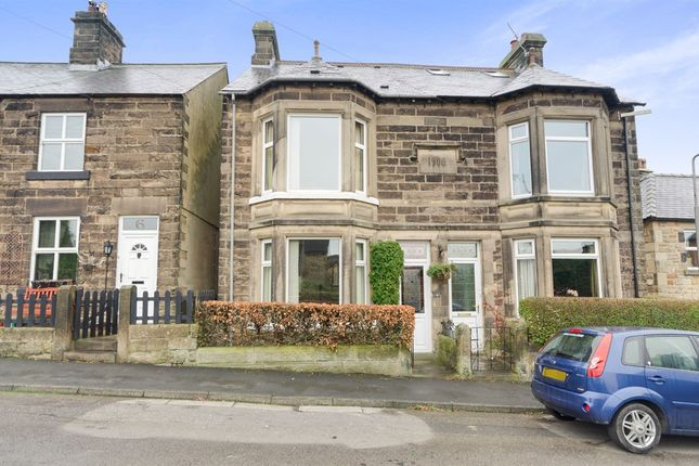 3 bed semi-detached house for sale in Park Lane, Two Dales, Matlock
