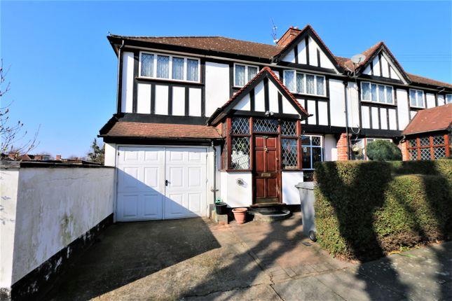 Thumbnail Semi-detached house for sale in St Michaels Avenue, Wembley
