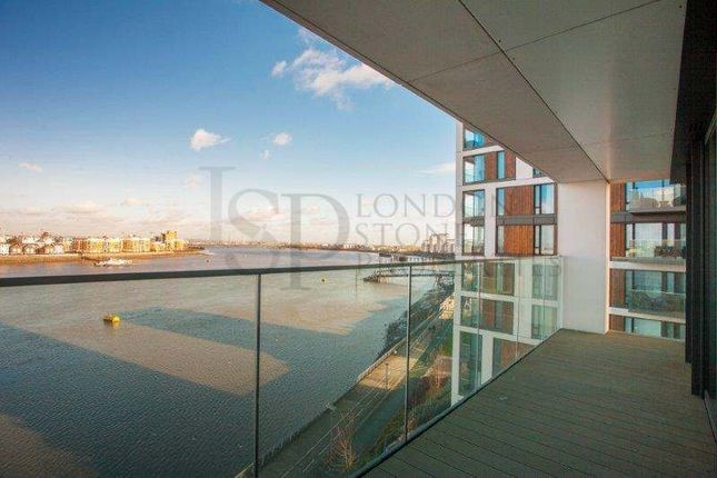 Thumbnail Flat to rent in Deveraux House, Royal Arsenal