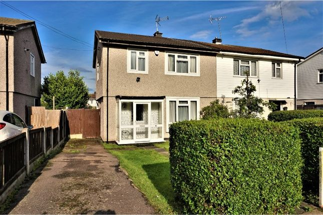 3 bed semi-detached house for sale in Colebrook Lane, Loughton