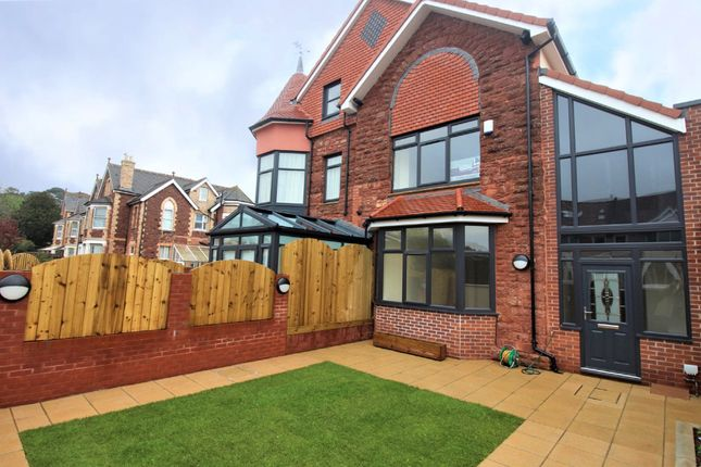 Thumbnail End terrace house for sale in Courtland Road, Paignton