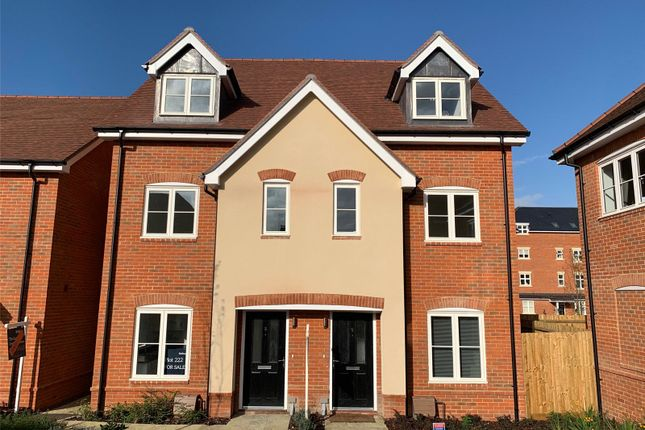 Thumbnail Semi-detached house for sale in Hope Grants Road, Wellesley, Aldershot, Hampshire