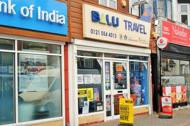 Thumbnail Retail premises to let in Soho Road, Handsworth