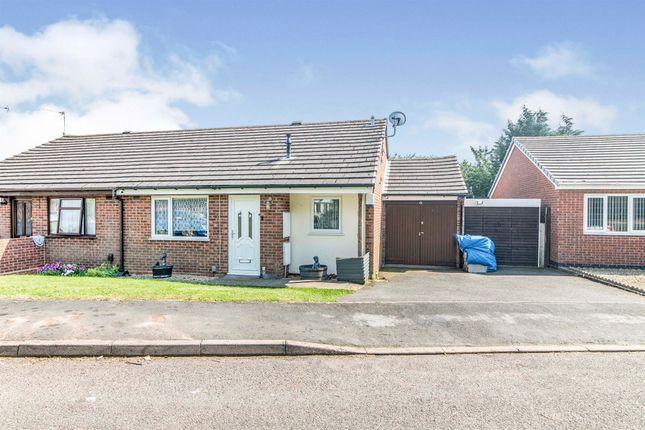 2 bed semi-detached bungalow for sale in Bells Farm Close, Kings Norton, Birmingham B14
