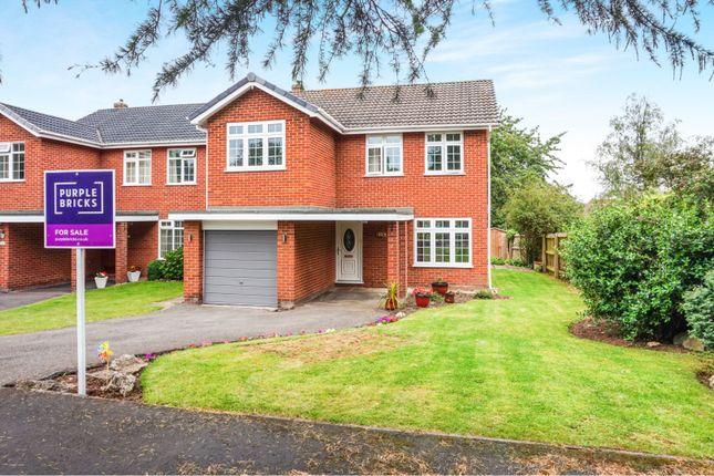 The Property of Leedhams Croft, Walton-On-Trent, Swadlincote DE12