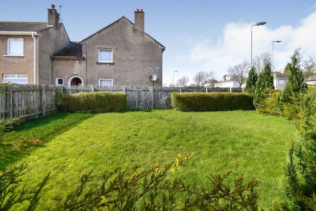 Garden of Cumbrae Road, Paisley PA2