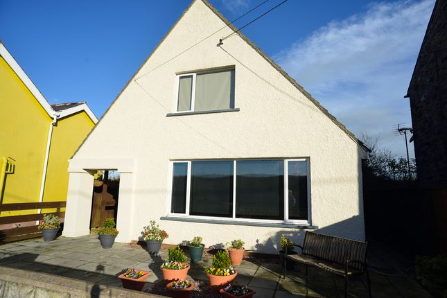 Thumbnail Detached house for sale in Dinas Cross, Newport