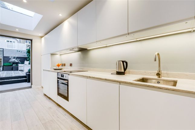 Kitchen of New Kings Road, Fulham, London SW6