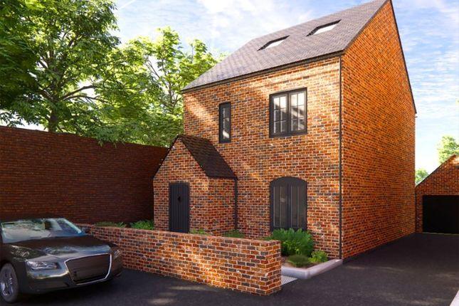 Thumbnail Detached house for sale in Plot 1, Dairy Mews, Luke Lane, Brailsford