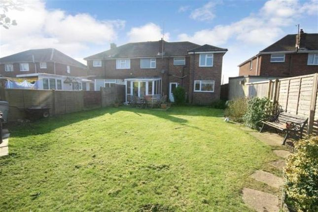 Thumbnail Semi-detached house to rent in Upper Stratton, Swindon