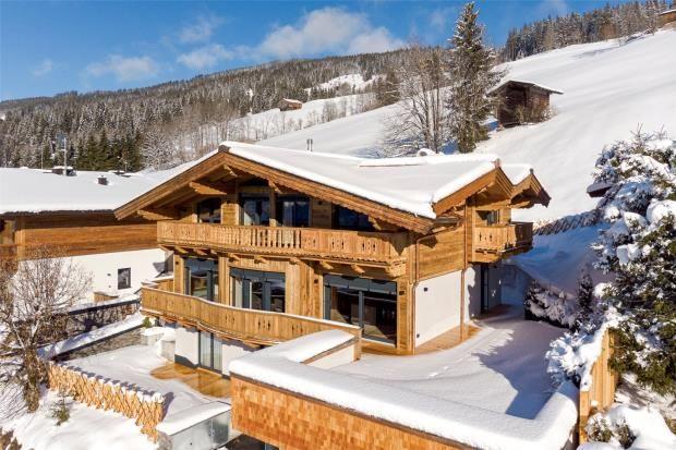 Thumbnail Property for sale in Chalet, Kirchberg In Tirol, Tirol, Austria, 6365