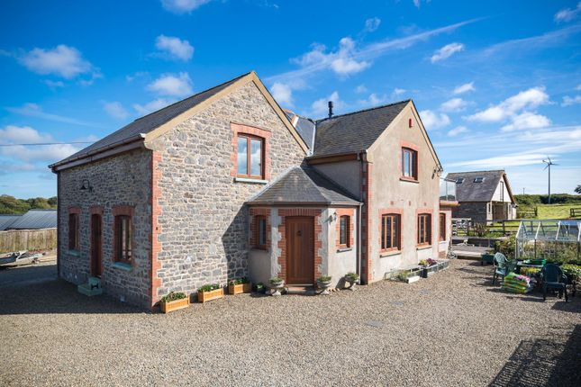 Thumbnail Detached house for sale in Maidenwells, Pembroke