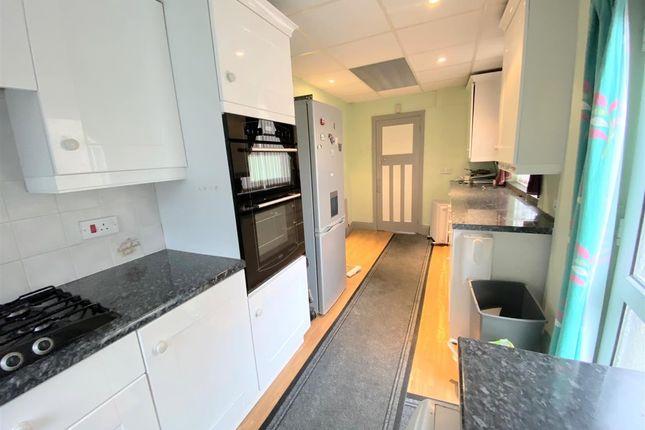 Kitchen of Breckside Park, Anfield, Liverpool L6