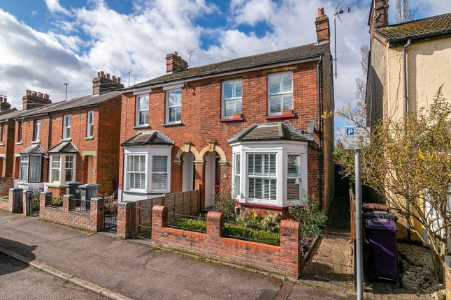 Thumbnail Semi-detached house for sale in Kings Road, Hitchin