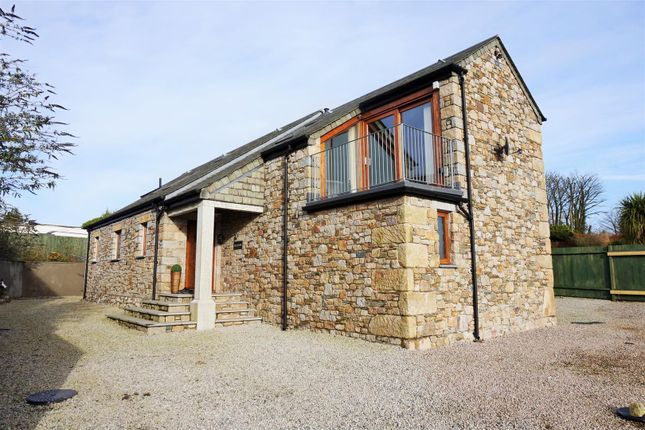 Thumbnail Barn conversion to rent in Fursdon Farm, Merrymeet, Liskeard