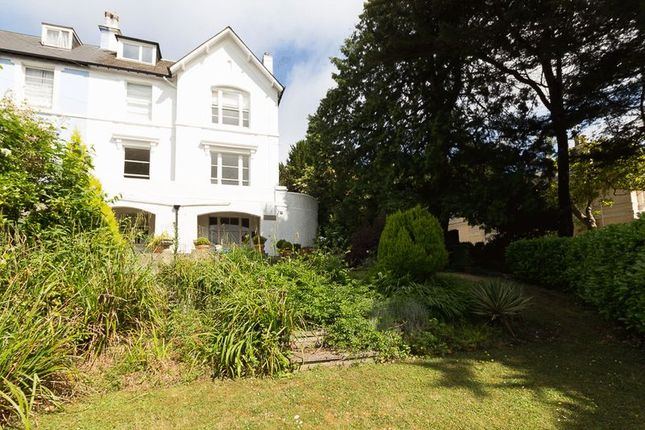 Thumbnail Semi-detached house for sale in College Road, Newton Abbot