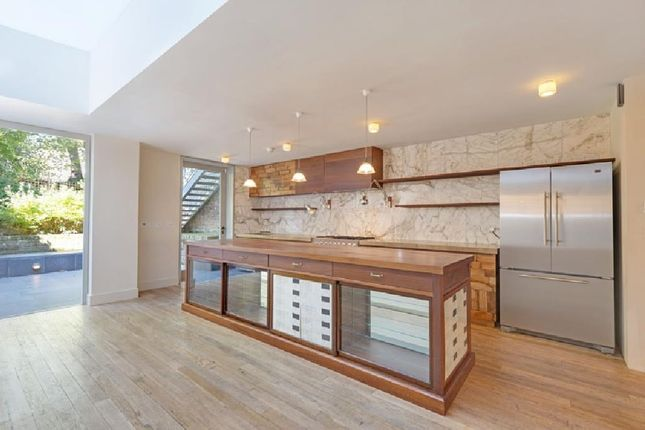 Kitchen of Ainger Road, London NW3