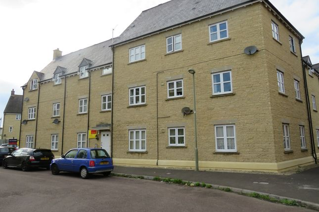 Thumbnail Penthouse for sale in Cherry Tree Way, Carterton