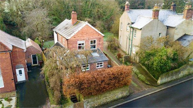Thumbnail Detached house for sale in Burnside, Cockshaw, Hexham