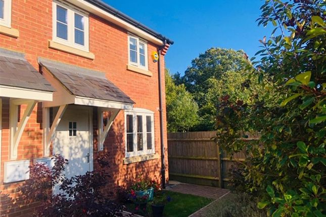 Thumbnail End terrace house for sale in Holly Mews, Husbands Bosworth, Lutterworth