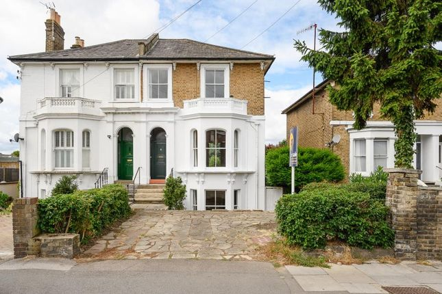 Thumbnail Semi-detached house for sale in Queens Road, Kingston Upon Thames