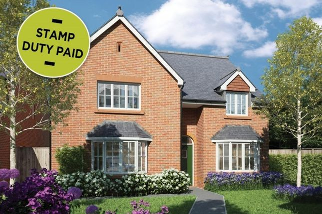 Thumbnail Detached house for sale in The Stratford Brook Meadow, Loggerheads, Market Drayton