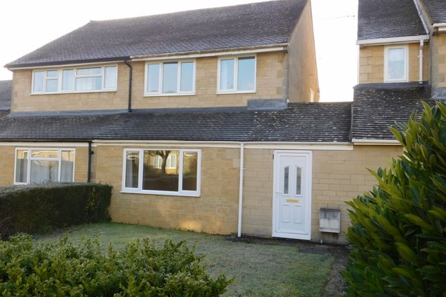 Thumbnail Semi-detached house to rent in Ampney Orchard, Bampton
