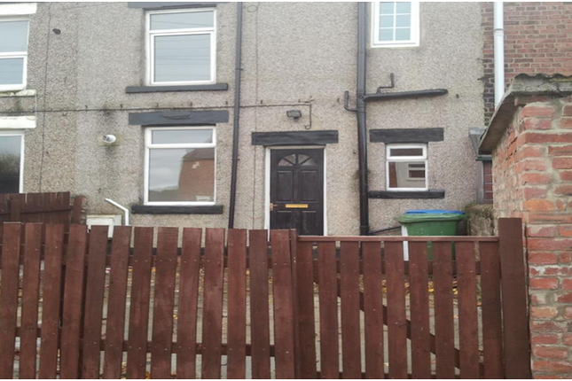 Thumbnail Terraced house to rent in South Row, Eldon, Bishop Auckland