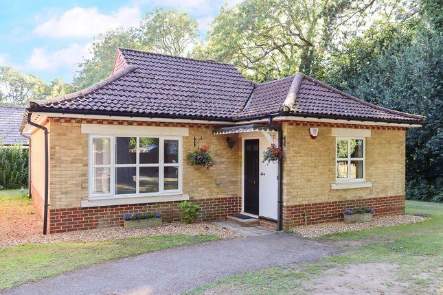Thumbnail Bungalow for sale in 2 Badgers Walk, Cedars Village, Chorleywood, Hertfordshire
