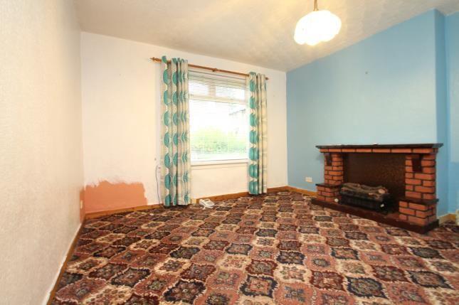 Lounge of Novar Street, Hamilton, South Lanarkshire, Scotland ML3