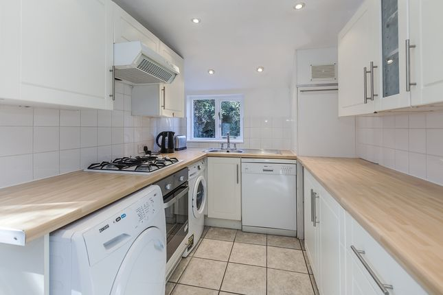 Thumbnail End terrace house to rent in Colomb Street, London