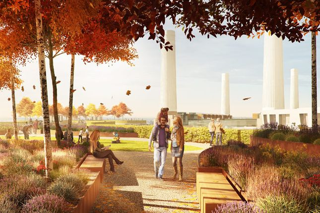 Thumbnail Property for sale in Battersea Power Station, Penthouse, London