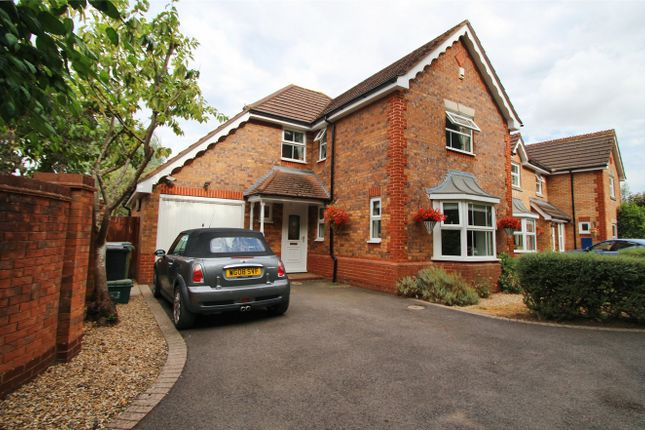 Thumbnail Detached house for sale in Dryleaze, Yate, South Gloucestershire