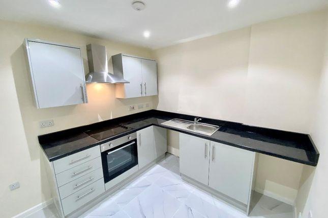 1 bed flat to rent in Flat 3, Carsington House, Carsington Crescent, Allestree DE22