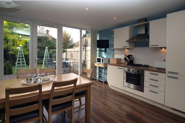 Thumbnail Terraced house to rent in Revere Way, Ewell, Epsom