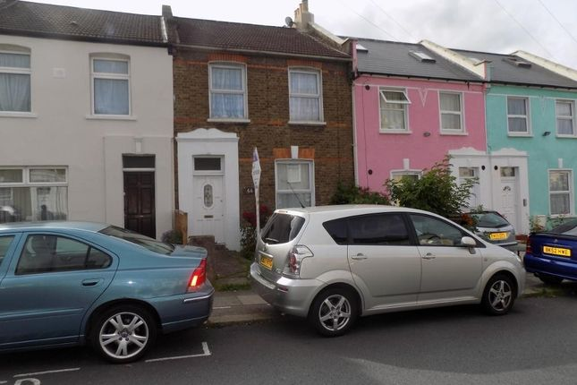 Thumbnail Terraced house for sale in Sandhurst Road, Catford, London
