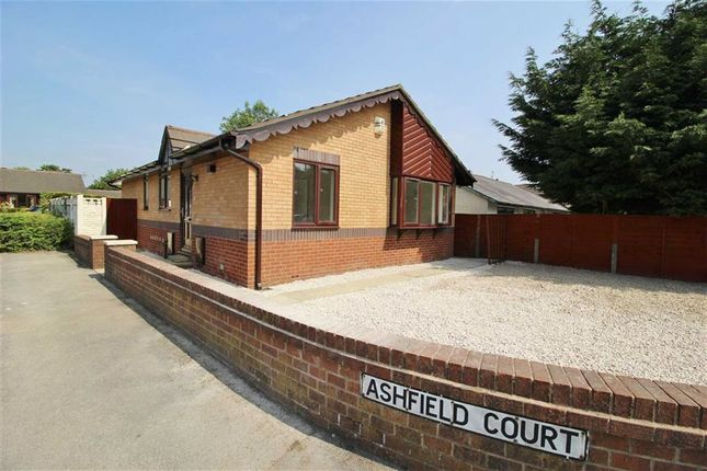 Thumbnail Detached bungalow for sale in Ashfield Court, Ingol, Preston