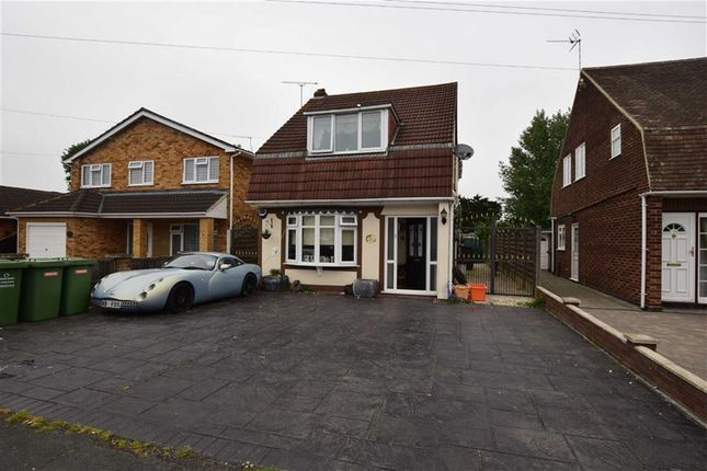 Thumbnail Detached house for sale in New Century Road, Laindon, Essex