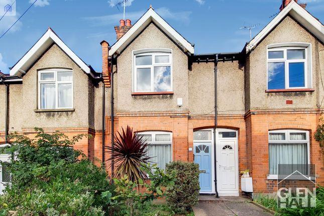 Thumbnail Maisonette to rent in Brunswick Park Road, London