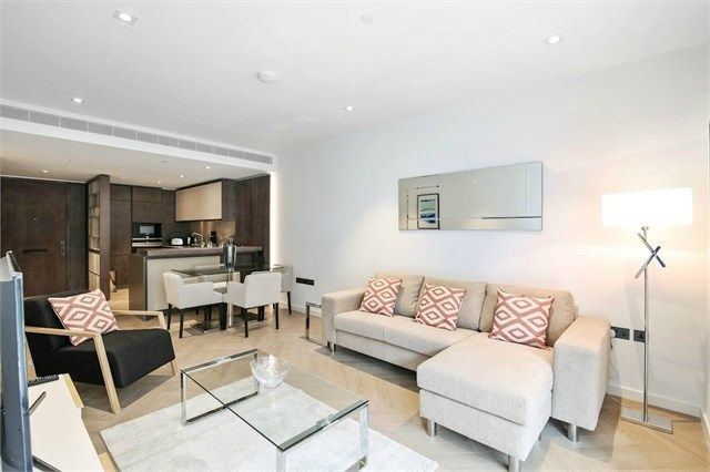Thumbnail Flat to rent in 11 Circus Road West, London