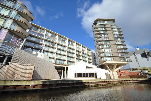 Thumbnail Flat for sale in Canal Street, Nottingham
