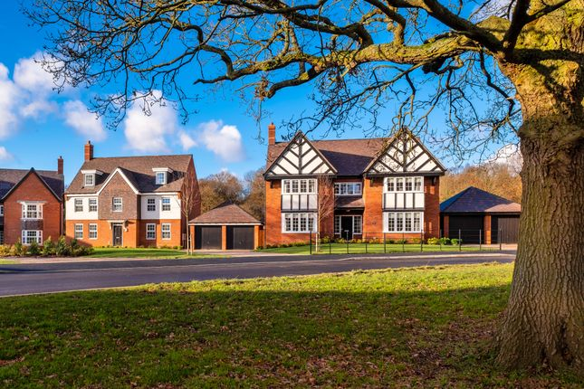 """Thumbnail Detached house for sale in """"Pashmina House"""" at Wedgwood Drive, Barlaston, Stoke-On-Trent"""